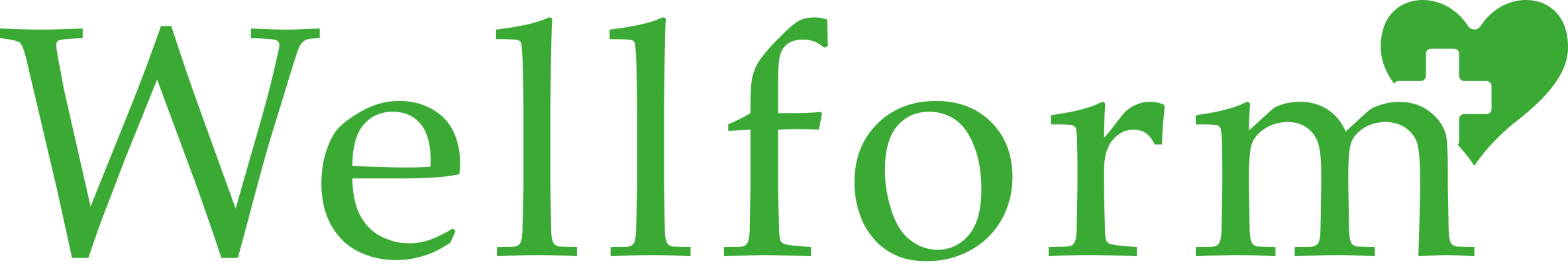 Wellform Logo
